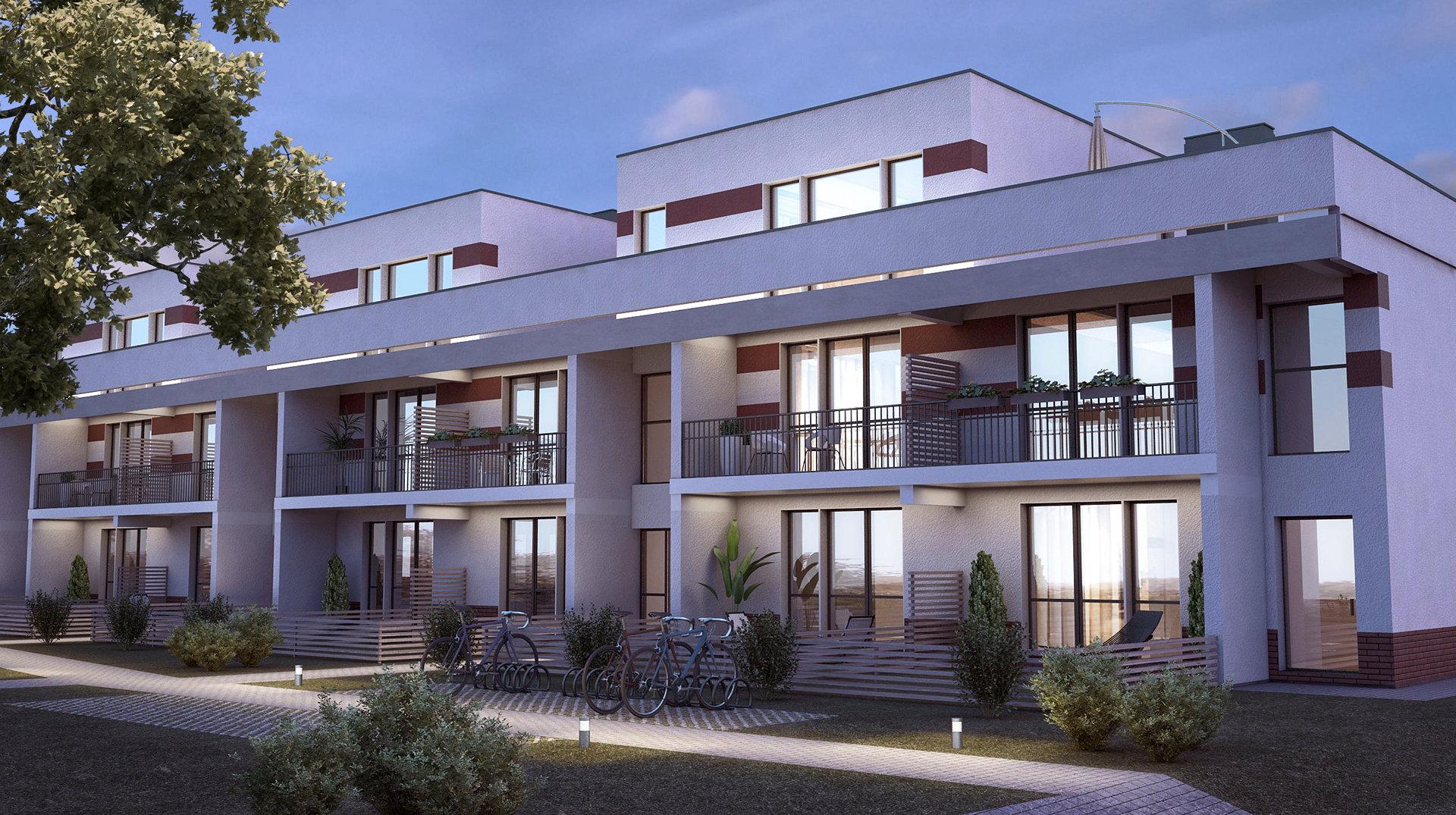 nauji butai Vilniuje Bendoreliuose